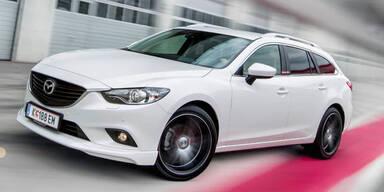 Sondermodell Mazda6 Spirit startet