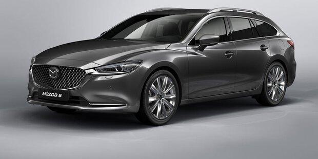 """Das ist der """"neue"""" Mazda6 Kombi"""