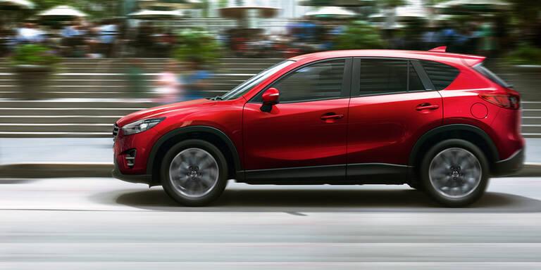 Mazda bringt den CX-5 Takumi
