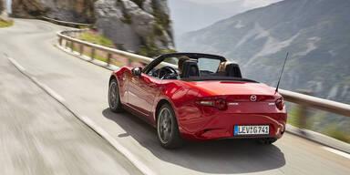 Österreicher haben Freude am Autofahren