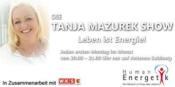Montag 20.00 – 21.00 Uhr : Die Tanja Mazurek Show