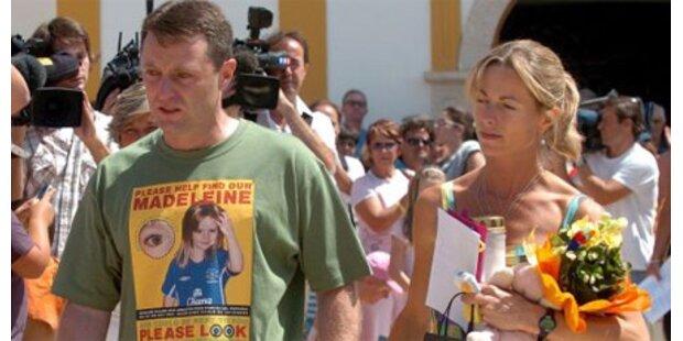 Vater von Maddie dreht Dokumentarfilm