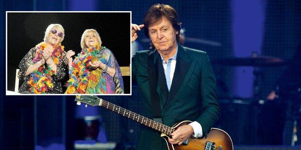 McCartney- Schwester packt aus