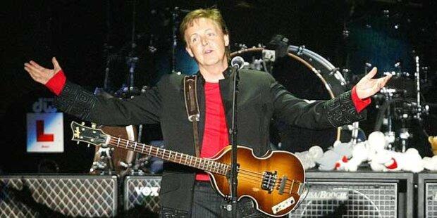 "Ex-Beatle bringt CD ""Kisses On The Bottom"""