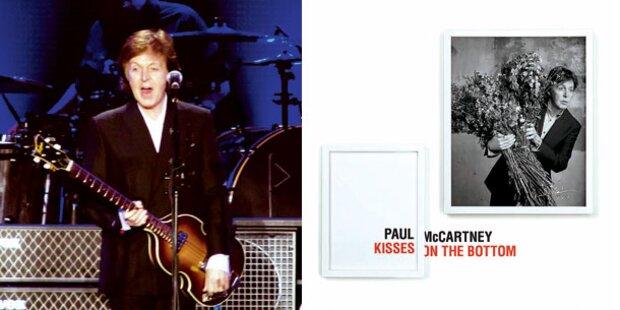 Paul McCartney bringt neue CD heraus