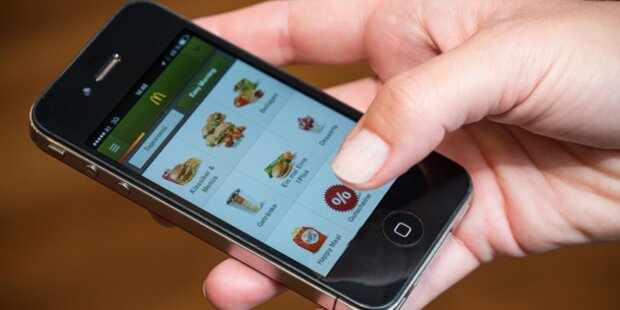 McDonald's Bestell-App