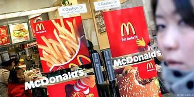 McDonalds wird in Schwellenländern immer beliebter
