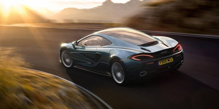 Apple könnte McLaren übernehmen