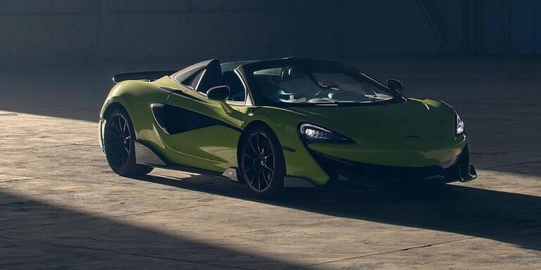 McLaren bringt den 600LT Spider