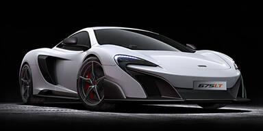 McLaren greift mit dem 675LT an