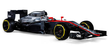 McLaren präsentierte neuen Boliden