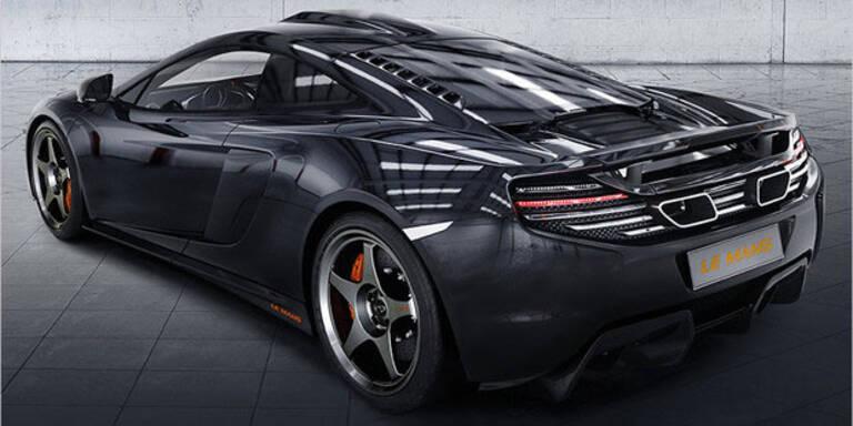 McLaren bringt den 650S Le Mans
