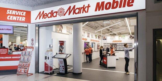 Drei neue Mobile Shops von MediaMarkt