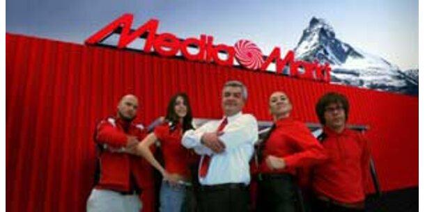 Neuer Werbeauftritt für Media Markt Schweiz