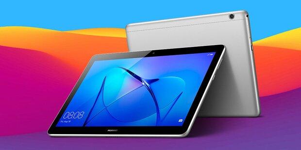Huawei greift mit zwei neuen Tablets an
