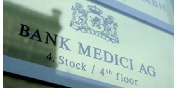 Staatsanwaltschaft ermittelt gegen Bank Medici