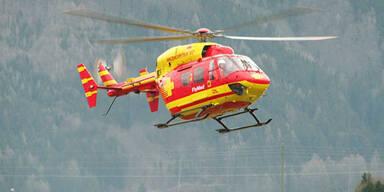 Medicopter Hubschrauber