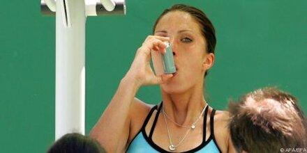 Asthmatiker: Sportpause bei Atembeschwerden