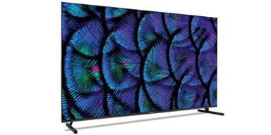 Über 2 Meter: Diskonter verkauft riesigen 4K-TV