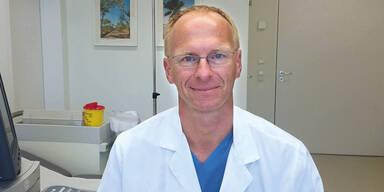 Top-Mediziner Christoph Wenisch: ''Nehmen Patienten, die Intensivbetten brauchen, Platz weg''