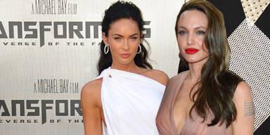 Megan Fox, Angelina Jolie