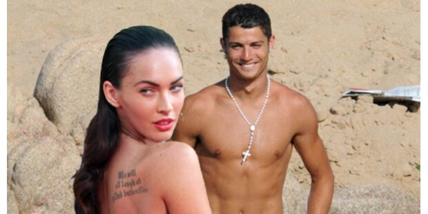 Fox & Ronaldo sind die neuen Beckhams