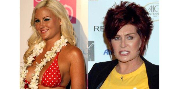 Verprügelte Sharon Osbourne Playboy-Model?