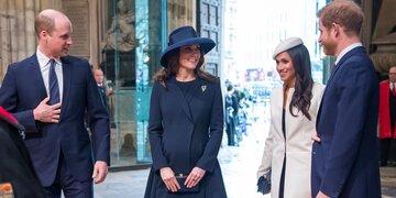 Hochzeit & Baby: Frühling für die Royals