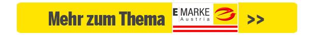 e-marke Austria Homepage