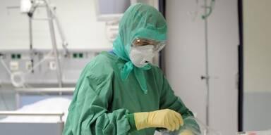 Mehr als 1.600 Neuinfektionen pro Tag