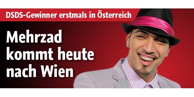 """Mehrzad in Wien: """"Will Konzert geben!"""