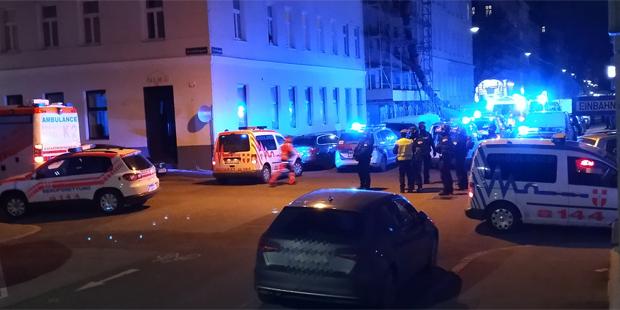 Herthergasse Schüsse Wien-Meidling