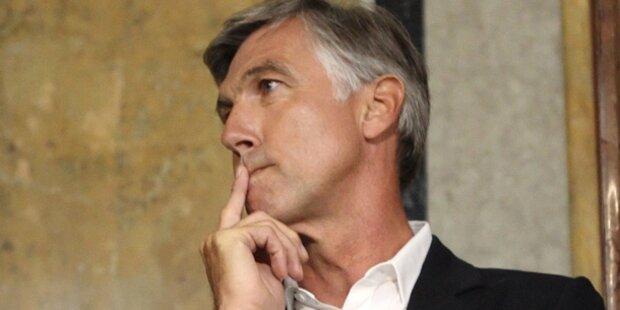 Ex-FP-General vor Delogierung?