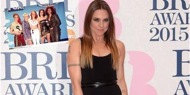 Verklagt Mel C die anderen Spice Girls?