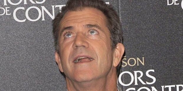 Mel Gibson zweifelt an Vaterschaft!