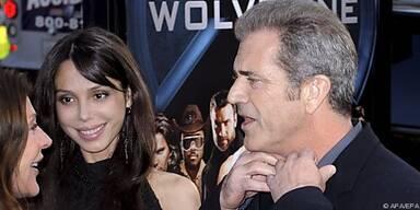 Mel Gibson weiß sich zu helfen