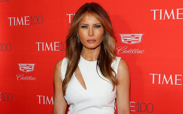 Designer wettern gegen Melania Trump