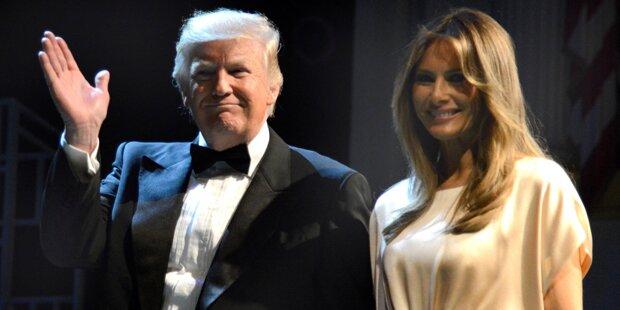 Rettet Melania die Ehe durch Umzug ins Weiße Haus?