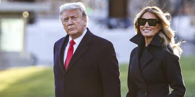 Darum blieb Melania wirklich bei Donald Trump