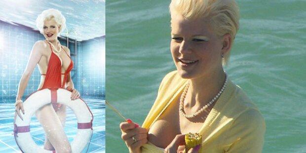 Melanie bei RTL-Pool-Champs auf Frauenfang