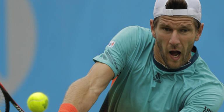 Melzer zittert vor Auftakt in Wimbledon