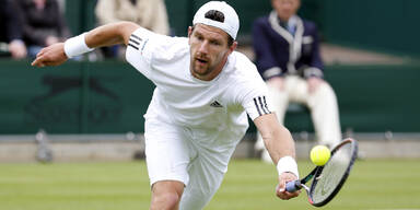 Wimbledon: Melzer besiegt Stachowski