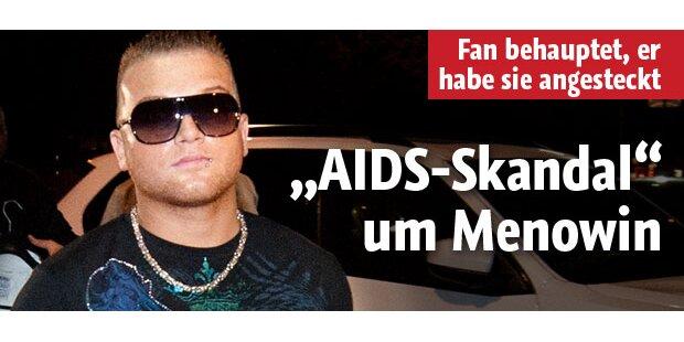 Aids-Skandal um Menowin Fröhlich