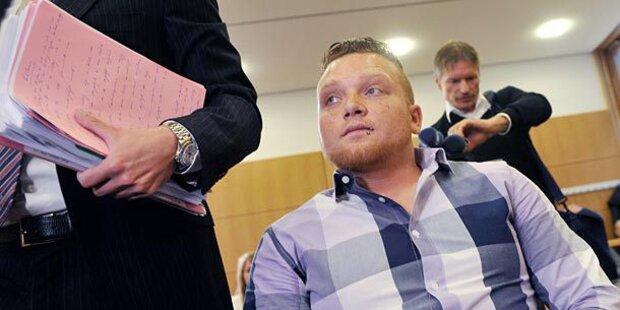 Menowin darf nicht vorzeitig aus Haft