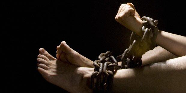 Menschenhandel: Polizei befreite 57 Kinder