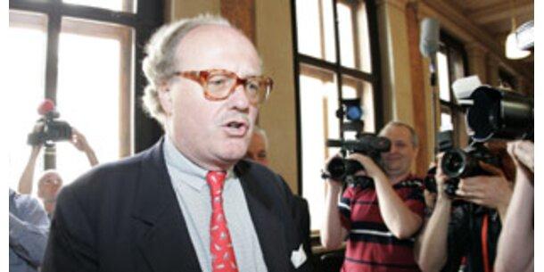 Legte Mensdorff-Pouilly gefälschte Zahlungsbelege vor?