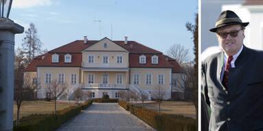 Justiz will Graf Alis Schloss