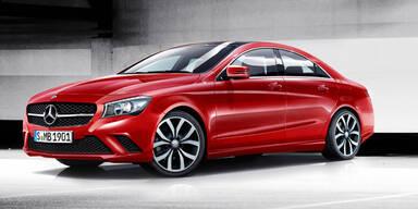Mercedes bringt einen CLA