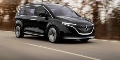 T-Klasse: Mercedes bringt neuen VW-Caddy-Gegner