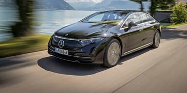 So viel kostet der neue Mercedes EQS